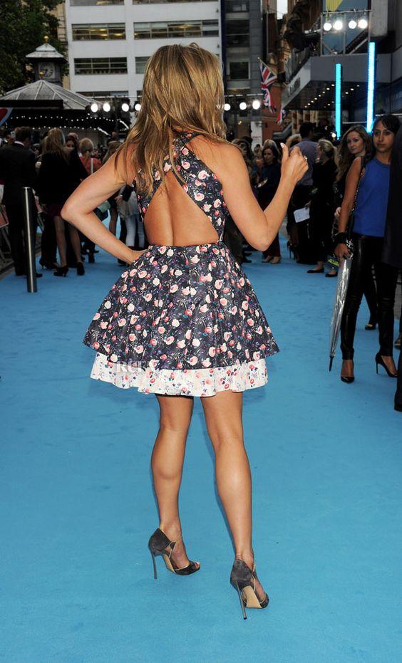 Jennifer Aniston - 'We're The Millers' London Premiere