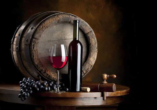 resveratrol (found in red wine) aids morphine effects,  reduces morphine tolerance for chronic back pain relief
