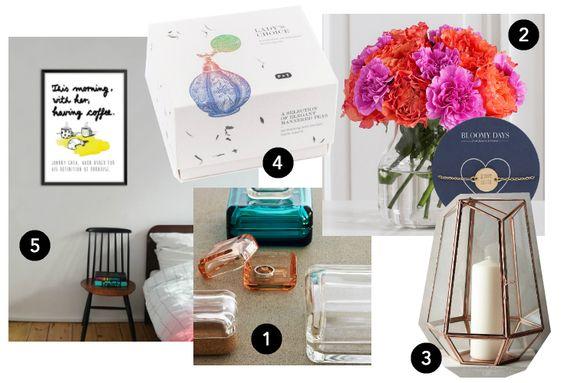 Geschenkideen zum Muttertag - alle Bezugsquellen bei uns im Magazin!