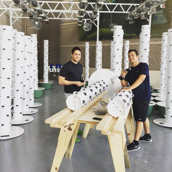 "68 Likes, 8 Comments - VertiFarms (@vertifarms) on Instagram: ""Check out @smartfarms ! Their indoor farm is almost ready to grow! #growyourown #aeroponics…"""