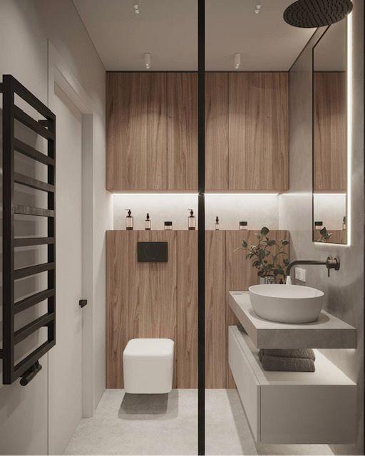 41 Ideas Bath Room Small Design Maximize Space Top Bathroom Design Bathroom Design Kitchen Design Modern Small