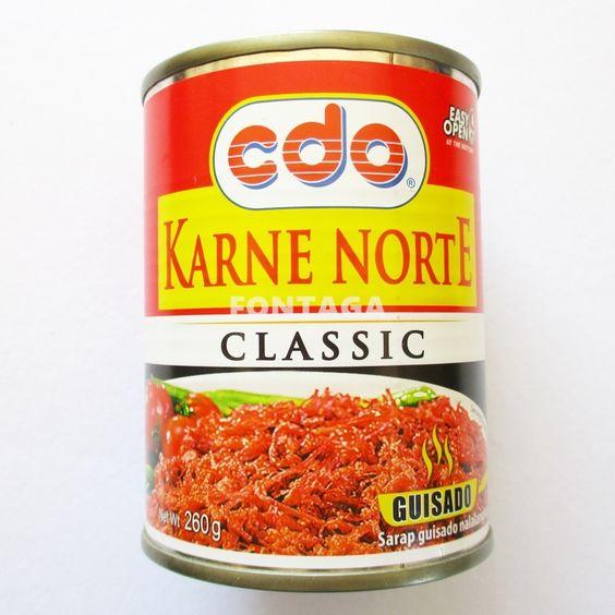 Buy CDO Karne Norte Classic 260 grams   Fontaga