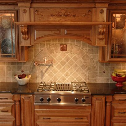 Tuscan kitchen design ideas pictures remodel and decor for Tuscan kitchen ideas