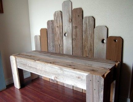 Old Fences Garden Benches And Fence On Pinterest