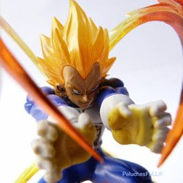 Código: NDY81607 Dragon Ball Z Figuarts Zero Vegeta Saiyan Original