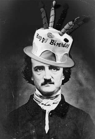 Poe birthday jan 19