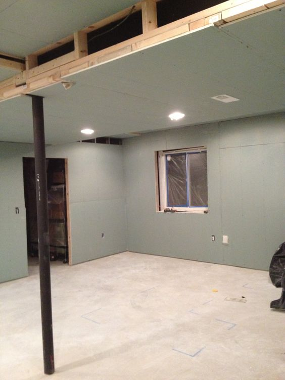 basement drywall basement remodel pinterest drywall