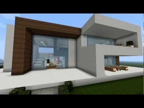 Modernes Minecraft Haus - My Best Modern House Minecraft - minecraft schlafzimmer modern