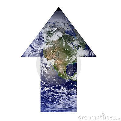 Bild från http://thumbs.dreamstime.com/x/environmental-arrow-pointing-up-13097733.jpg.