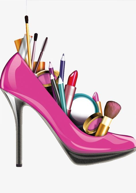 How Many Pair Would You Like Ilustracao De Sapatos Ilustracao De Maquiagem Desenho De Maquiagem