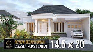 Video Desain Rumah Classic 1 Lantai Ibu Lellyta Di Kutai Kartanegara Kalimantan Timur Di 2020 Arsitektur Rumah Desain Rumah Rumah Indah
