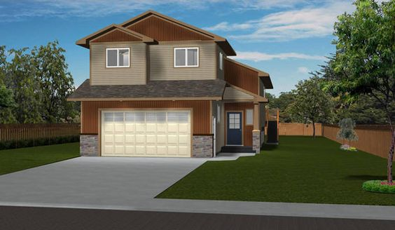 House Plans Home And 39 Salem 39 S Lot On Pinterest