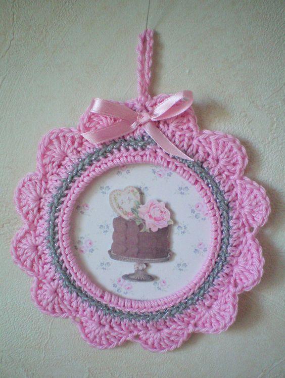 d co roses au crochet and crochet on pinterest. Black Bedroom Furniture Sets. Home Design Ideas
