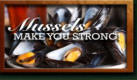Bertha's Mussels in Baltimore, MD.  Talk about some good stuff!