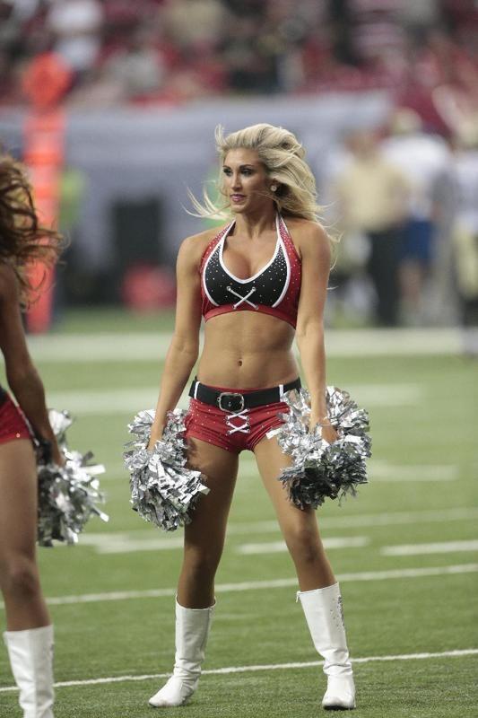 NFL cheerleaders - Week 1