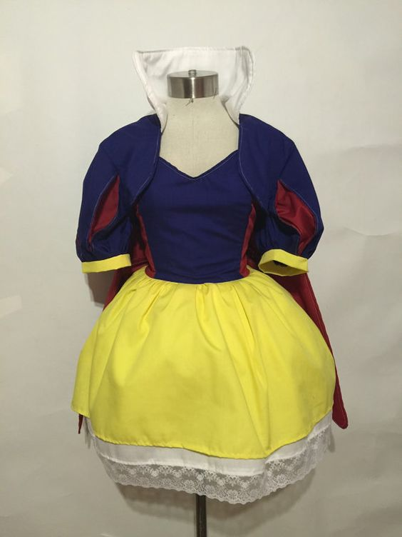 Snow White Costume  by skycreation on Etsy