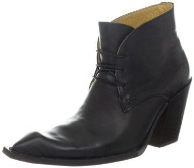 Amazon.com: John Fluevog Womens Surrealist Ankle Boot: Shoes