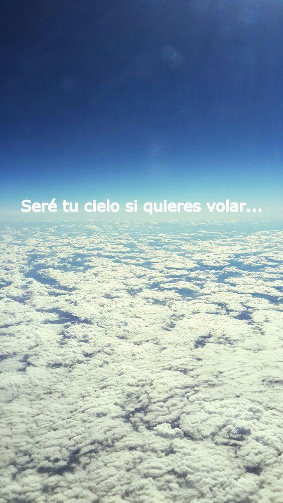 #Volar #Cielo