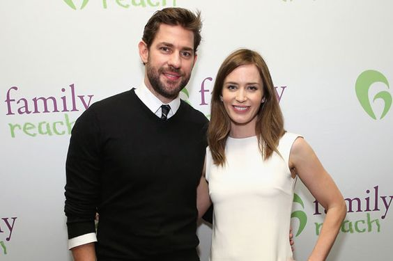 John Krasinski and Emily Blunt Expecting Their Second Child