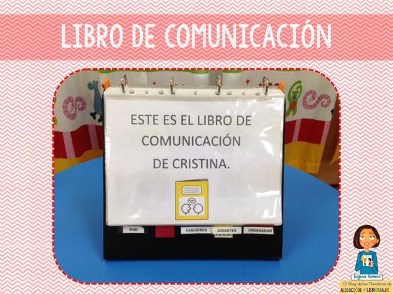 Iniciando un libro de comunicación.  http://blogdelosmaestrosdeaudicionylenguaje.blogspot.com.es/2014/05/como-iniciar-un-libro-de-comunicacion.html