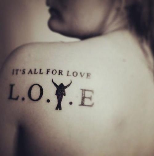 Oh, I love it so much. I want to get this tattoo. Absolute perfection.