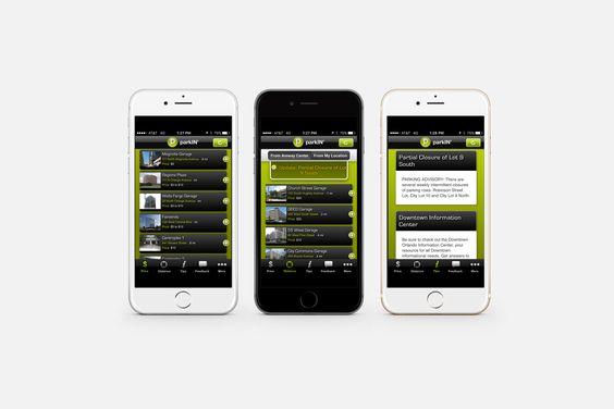 ParkIN App