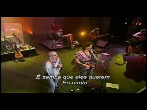 Ney Matogrosso e Pedro Luís e a Parede - Ordem é Samba