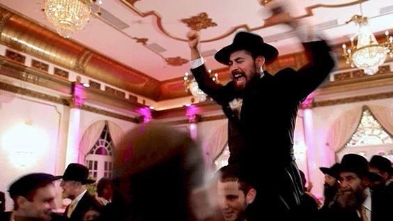 """Holy Matrimonies: A Traditional Hasidic Wedding"" - Kol hakavod! Kiddush Hashem & Kiddush Lubavitch! :)"