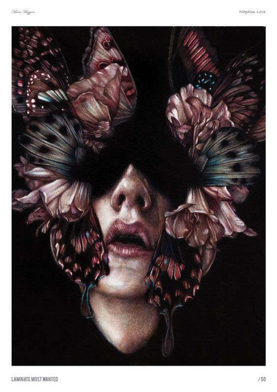 Image of Marco Mazzoni x LAMINATE Most Wanted Print Series