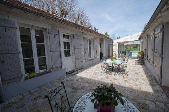 7 best Maison et Piscine à Barbizon images on Pinterest - location villa piscine couverte chauffee