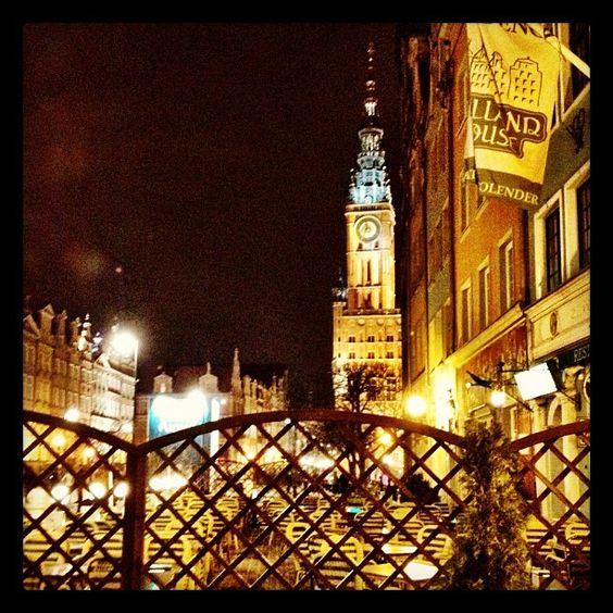 Gdańsk, Długa Street - @kyokomai- #webstagram