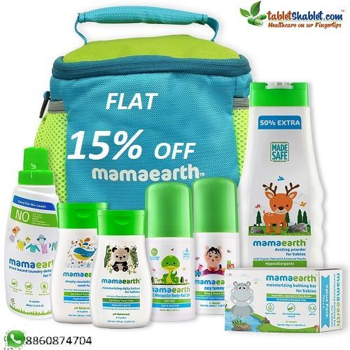 Buy Mamaearth Baby Care Kit Online In India Tabletshablet Baby Babycarebag Buy Care Baby Care Kit Baby Lotion Baby Care