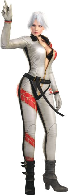 DOA5 Christie Render