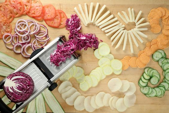 How to use a mandoline slicer — and keep your fingers — Living — Bangor Daily News — BDN Maine: