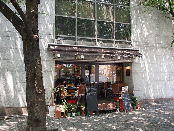 cafe gion / hawk