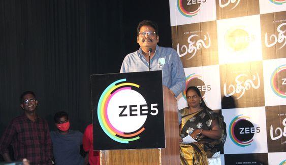 KS Ravikumar Speech @ Mathil Movie Press Meet