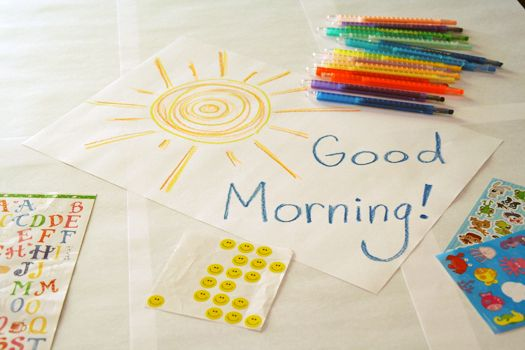 morning play activities for kids