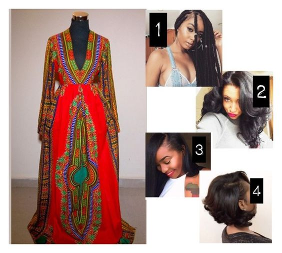 """""""1,2,3 or 4 to go with my prom dress ? + someone help me find shoes"""" by muva-franco ❤ liked on Polyvore featuring CO"""