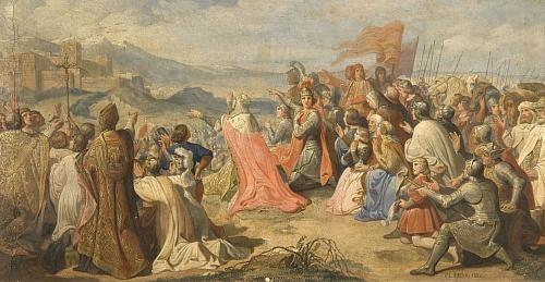Historia de los cristianos en al-Ándalus. Córdoba cristiana Be607a6bfcd5a6bd96f8d0328410437a