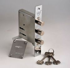 Details About Deadbolt Door Lock Bump Pick Drill Proof High
