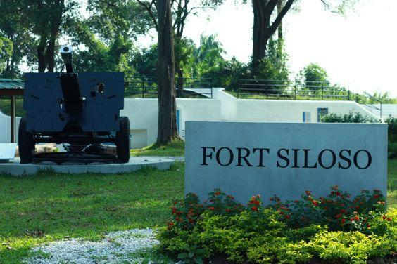 pháo đài Siloso