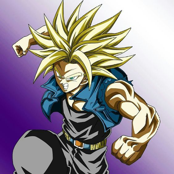 Dragon Ball Z Trunks Personajes De Dragon Ball Dragones Goku Dibujo A Lapiz