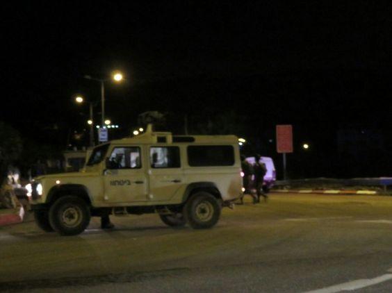 Dos ataques terroristas frustrados en 24 horas por las fuerzas israelíes