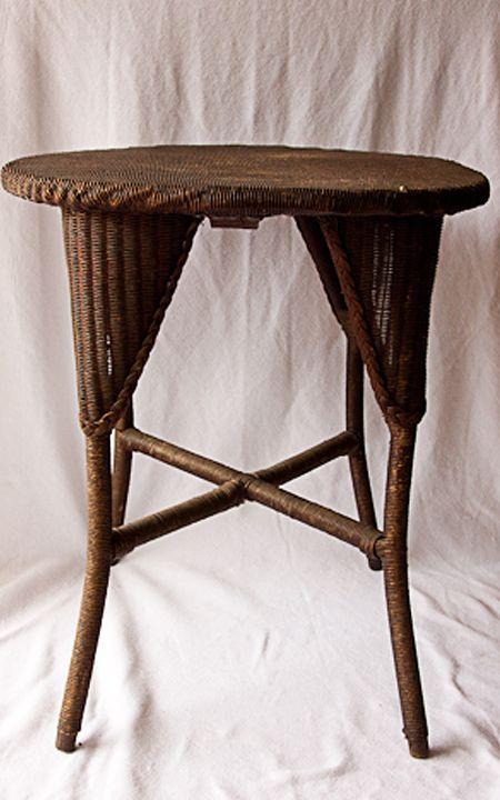 Wicker Lane offers black wicker end tables, wicker furniture, outdoor patio furniture, wicker accessories and more.  www.wickerlane.com