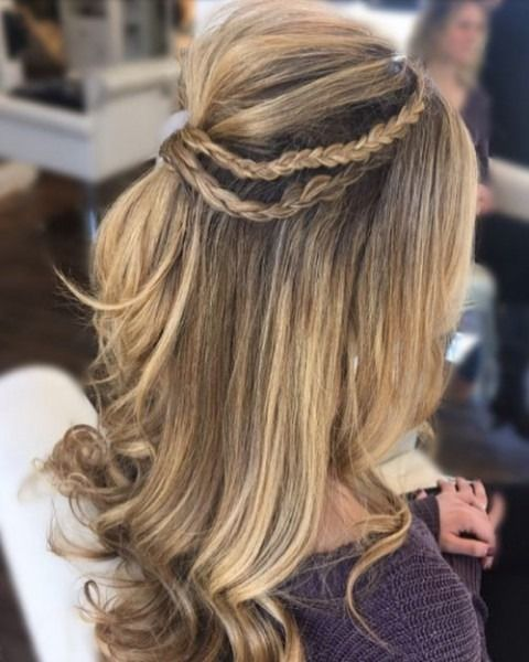 Cocktail Party Hairstyles Party Hairstyles For Long Hair Party Hairstyles Hair Styles