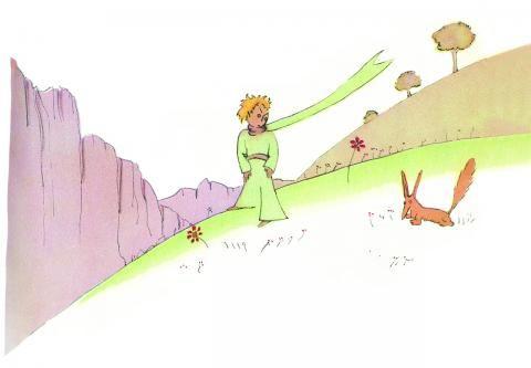 Der Kleine Prinz Die Schonsten Zitate Der Kleine Prinz Zitate Liebe Der Kleine Prinz Zitate Schone Zitate