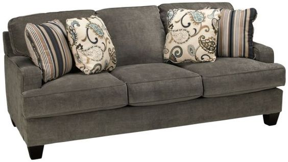 United   Soho   Bonded Leather Sofa   Discount Furniture For Sale In MA, NH  And RI At Jordanu0027s   Furniture   Pinterest   Bonded Leather, Leather Sofas  And ...