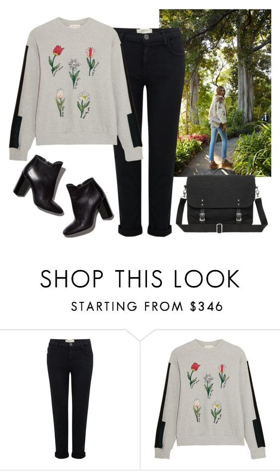 """""""Ready for the Weekend"""" by margaretkellogg ❤ liked on Polyvore featuring Current/Elliott, Steve J & Yoni P and Pierre Hardy"""