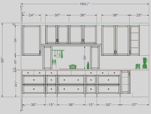 15 Minimalist Kitchen Measurements Interior Collection In 2020 Kitchen Cabinet Dimensions Kitchen Cabinet Sizes Latest Kitchen Designs