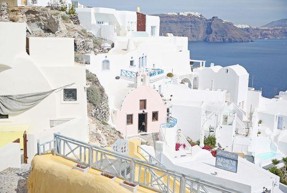 Travel Diary: Oia, Santorini - Camille Tries to Blog | Camille Tries to Blog